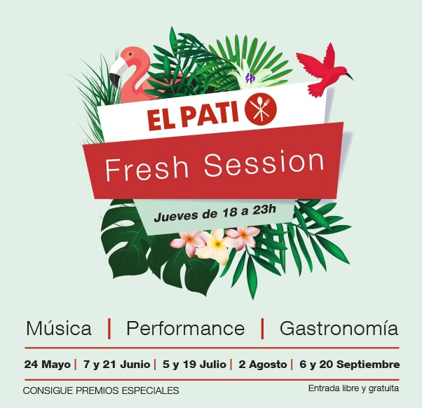 EL PATI FRESH SESSIONS two | 14 de Junio