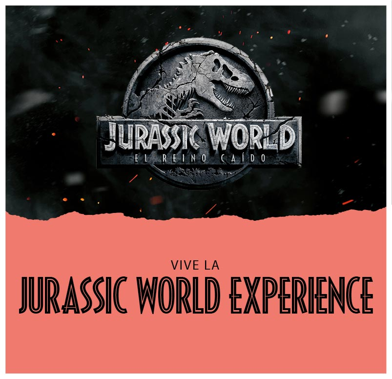 JURASSIC WORLD EVENT